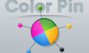 color-pin